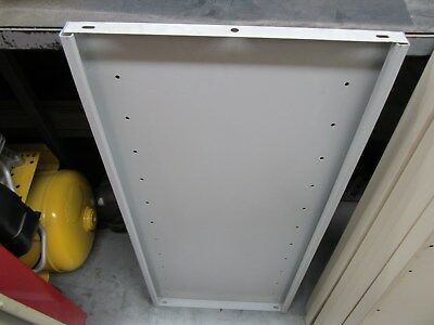 400 Mm X 895 Mm Used 1 Grey/2 Brown Brownbuilt Shelves Only