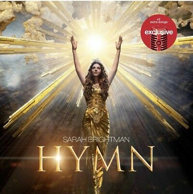 Sarah Brightman Hymn 2018 Target Exclusive Cd W 2 Bonus Tracks Pop