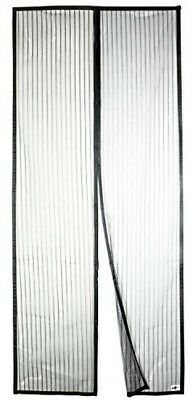 APALUS Magnetic Screen Door, 39 x83 Super Strong Fly Mesh, 28 Magnets from Top
