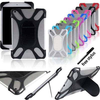 Tablet Silicone Stand Cover Case For Various Bq Elcano/Maxwell/Pascal/Edison