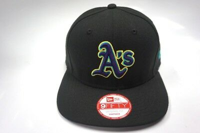 Oakland Athletics New Era 9Fifty Original Fit Snapback Hat Custom Colorway b5141253b6b