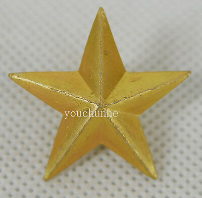 Ww2 Wwii Japanese Imperial Army Cap Star Pin Insignia Badge-32479