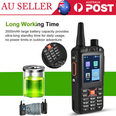 New 2.4 Inch Walkie Talkie SOS Rugged Android 4.4.2 3G Dual SIM Mobile Phone
