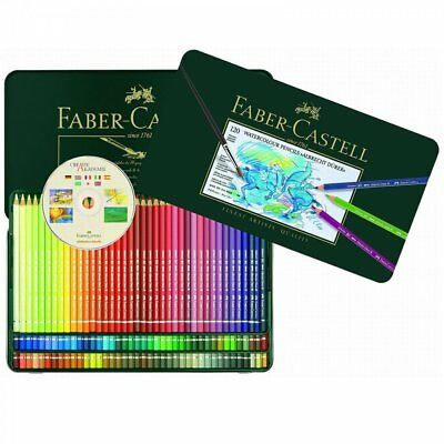 Faber-Castell Art and Graphic Albrecht Durer aquarelle 120 Tin