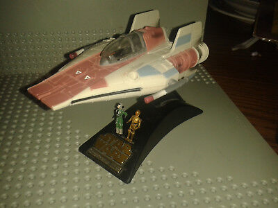 STAR WARS Micro Machines Action Fleet: A Wing    , ...