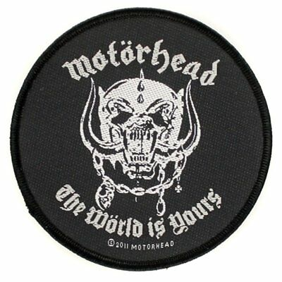 Motorhead - The World Is Yours Patch - No Información #64417