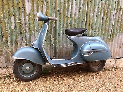 rare 1959 vintage Vespa GL150 -Gran Luxe- factory paint. GS,VGLA,TOURING,BASSO