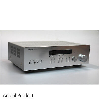 Yamaha R-N301 Network Receiever Streamer Silver Airplay Apple Mac Ipod Tuner