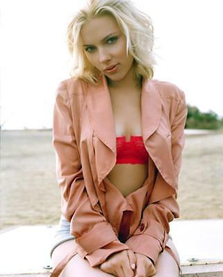 Scarlett Johansson 8x10 Photo Picture Very Nice Fast Free Shipping #6