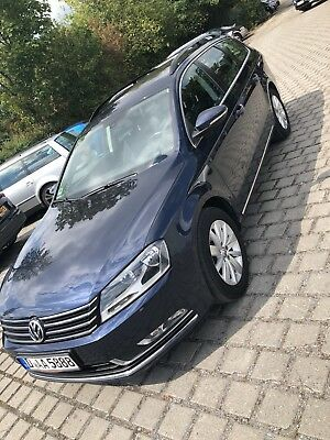 VW Passat 2,0 Blue TDI Euro 6 - Businesspacket