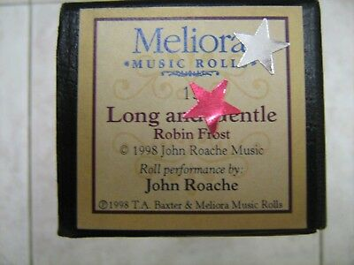 Meliora Piano Music Roll #15 Long and Gentle; Robin Frost John Roache Music