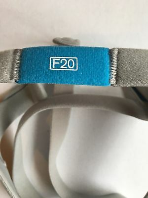 New ResMed F20 Headgear Replacement w/ Free tube!