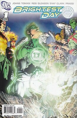 US DC Brightest Day: 1