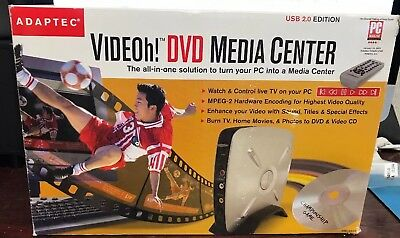 ADAPTEC VIDEOH DVD MEDIA WINDOWS 8 DRIVER