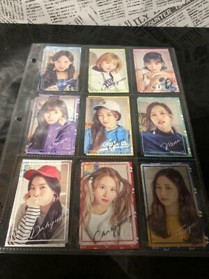 TWICE 2ND TOUR TWICELAND ZONE 2 Fantasy Park Sticker complete SET