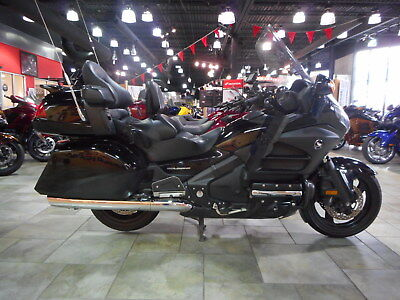 2014 Honda Gold Wing  2014 Honda GL1800 Gold Wing with Accessories