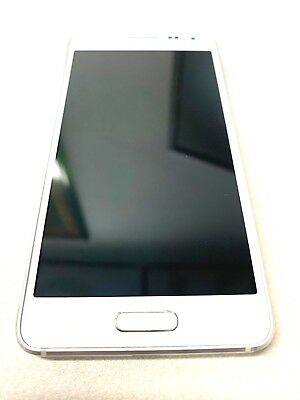 Samsung Galaxy Alpha- 32GB - Dazzling White (Unlocked) Smartphone 8/10 condition