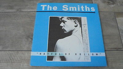 The Smiths - Hatful Of Hollow 1984 UK LP ROUGH TRADE 1st