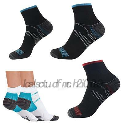 1 Pair Compression Socks for Plantar Fasciitis Heel Spurs Arch Pain Sport Socks