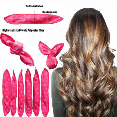 Long Hair Curlers Curl Formers Hair Roller Spiral lot Beauty Suittable For Hair