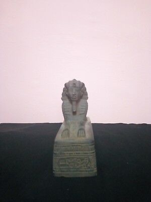 Rare Antique Ancient Egyptian Sphinx Pyramid 2603-2578 Bc