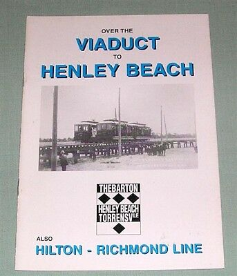 Over the Viaduct to Henley Beach, by NS Smith, Sth Aust, SC book