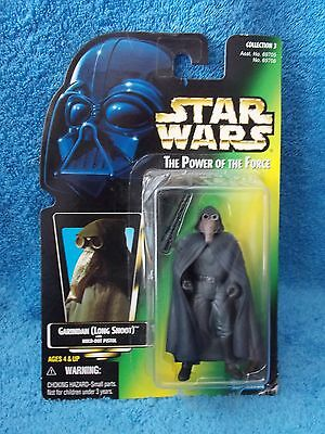 Star Wars  Garindan Long Snoot with Hold Out Pistol  1997 Action Figure