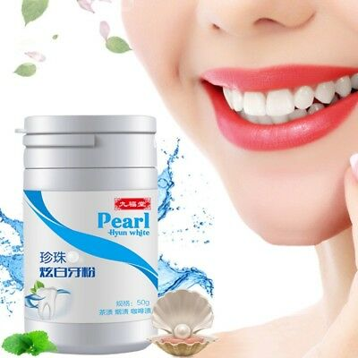 Teeth Whitening Dental Curing Stain Remover Powder Oral Hygiene Care Tools