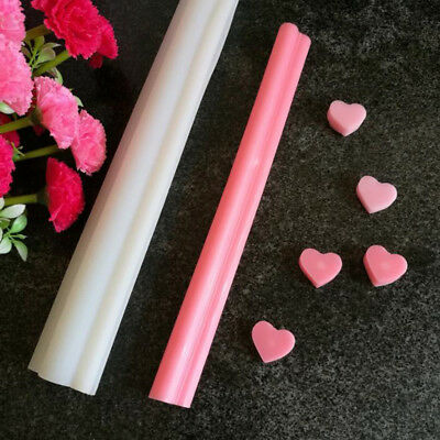 Silicone Tube DIY Chocolate Cake Candy Mold Soap Candle Mould Baking Tools