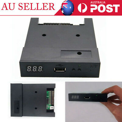 "New 3.5"" 1000 Floppy Disk Drive to USB emulator Simulation For Musical Keyboad"
