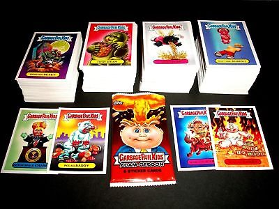lot de 40 cartes Gpk 😨 / les crados 🤢🤮
