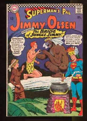 Superman's Pal Jimmy Olsen #98 in Very Fine minus condition. DC comics