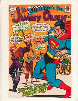 Superman's Pal Jimmy Olsen #118 in Very Fine + condition. DC comics