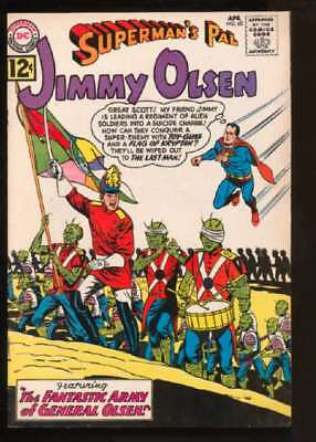 Superman's Pal Jimmy Olsen #60 in Very Fine minus condition. DC comics