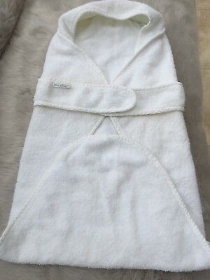 Mothercare Kite-Wrap Baby Luxury Bath Time Cuddle & Drying Hooded Towel