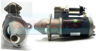 BRAND NEW STARTER MOTOR 12V 10 TOOTH DRIVE C/W 2.1kW M114 TYPE CARBODIES TAXIS