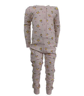 Ex Mini Boden All-in-one Long Sleeve Sleepsuit S1