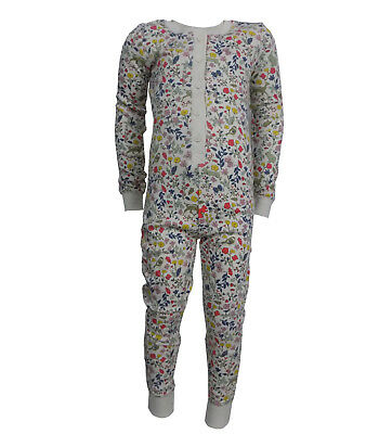 Ex Mini Boden All-in-one Long Sleeve Sleepsuit S14