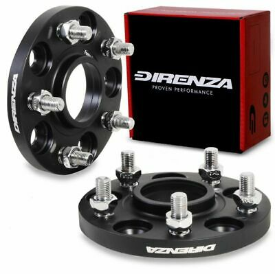 DIRENZA 5x114.3 15mm HUBCENTRIC WHEEL SPACERS FOR HONDA ACCORD PRELUDE CRV NSX