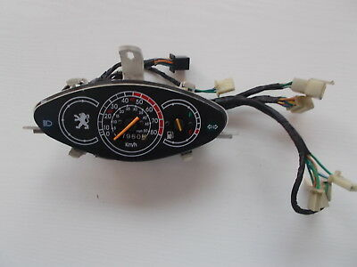 Peugeot V Clic 50 2008 Speedo Clocks