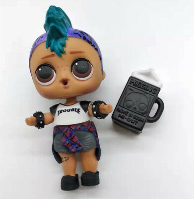 LOL Surprise Doll Punk Boi Ultra Rare Series 3 Confetti Pop Big Brother Gift toy