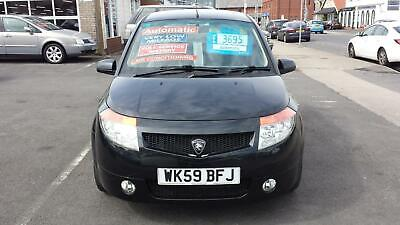 2009 PROTON SAVVY 1.2 Style Automatic 5 Door From £2,695 + Retail Package