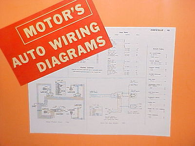 1964 1965 chevrolet chevelle malibu ss sport coupe station wagon wiring  diagrams