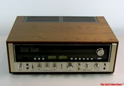 Vintage Sansui 9090DB 9090 DB Integrated Stereo Receiver Audio Audiophile Amp