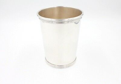Alvin Sterling Silver Mint Julep Cocktail Cup- Nr #2990