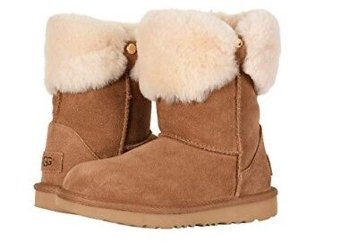 979fa2834f0 NEW KIDS YOUTH Ugg 2019 Ramona Classic Short Ii Chestnut 1095178K Water  Resistan