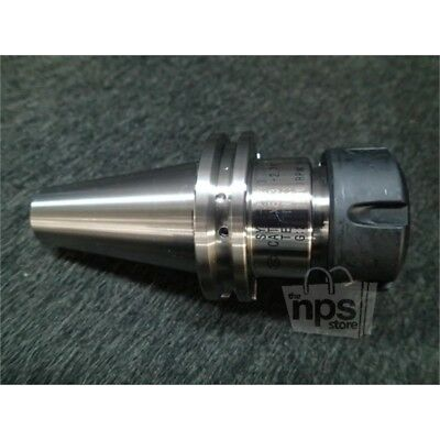 "Techniks SYIC-22253 CAT40 ER Collet Chuck, ER32 Size, .0430""-.827"" Capacity"