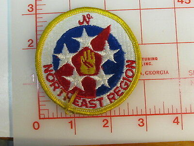 Northeast Region collectible patch (oD)