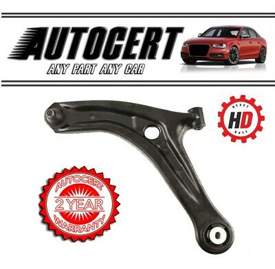 Ford Fiesta MK7 2008-on Lower Front Left Wishbone Suspension Arm W// Ball Joint