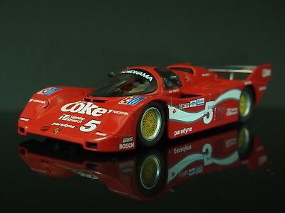 Porsche 962 IMSA Daytona 1986 Coca Cola / Coke - Slot.it 1:32 Slotcar / Carrera
